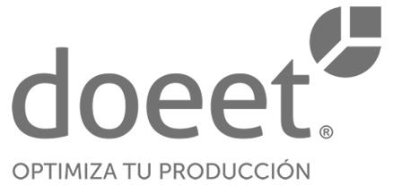 Logo de doeet optimitza la teua producció